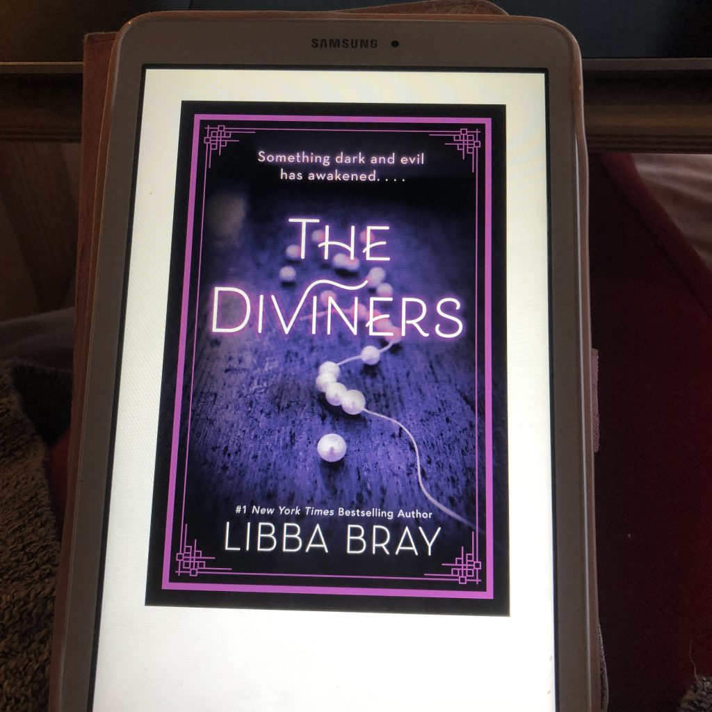 The Diviners by Libba Bray (book)