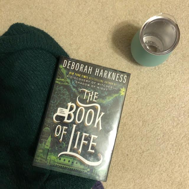 Book of Life by Deborah Harkness (book)