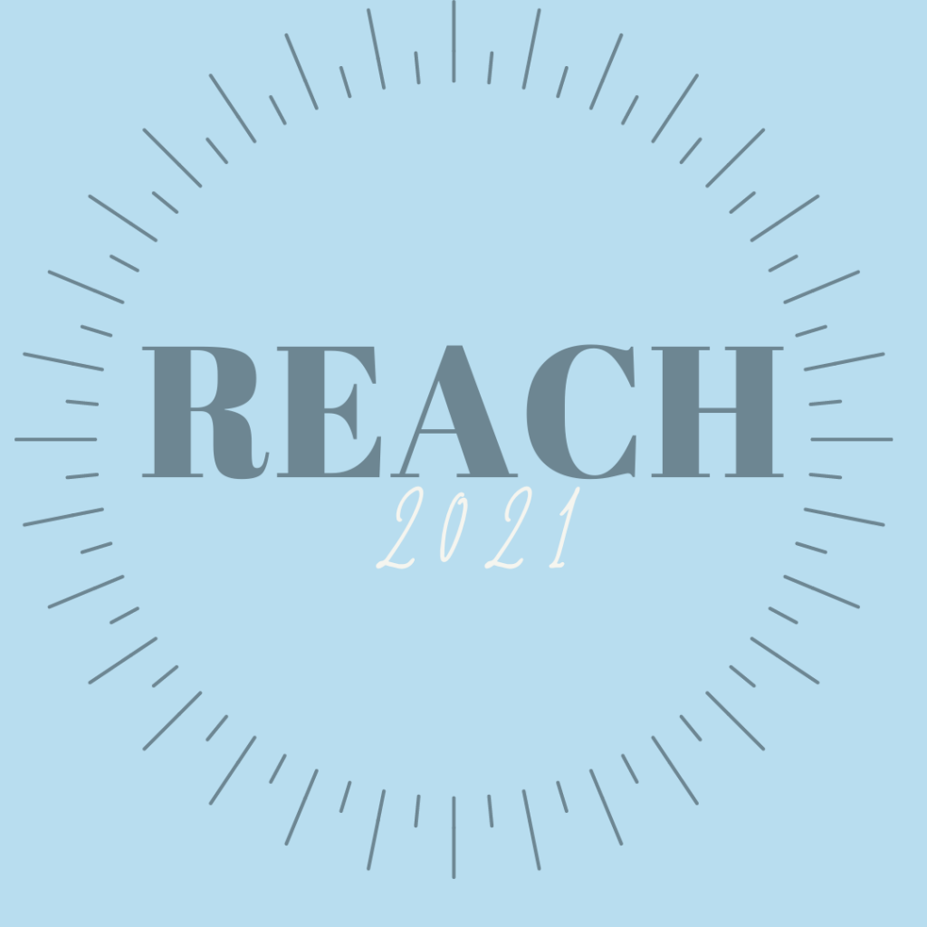 2021 Word of the Year - Reach