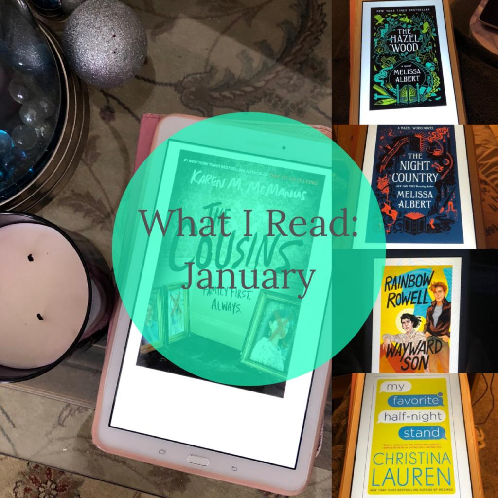 Books I Read January