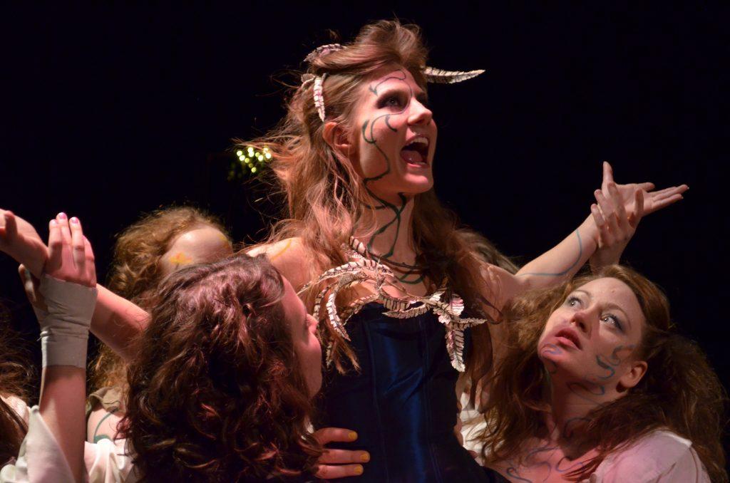 Titania and Fairies